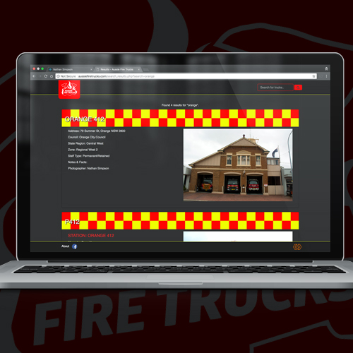 Aussie Fire Trucks